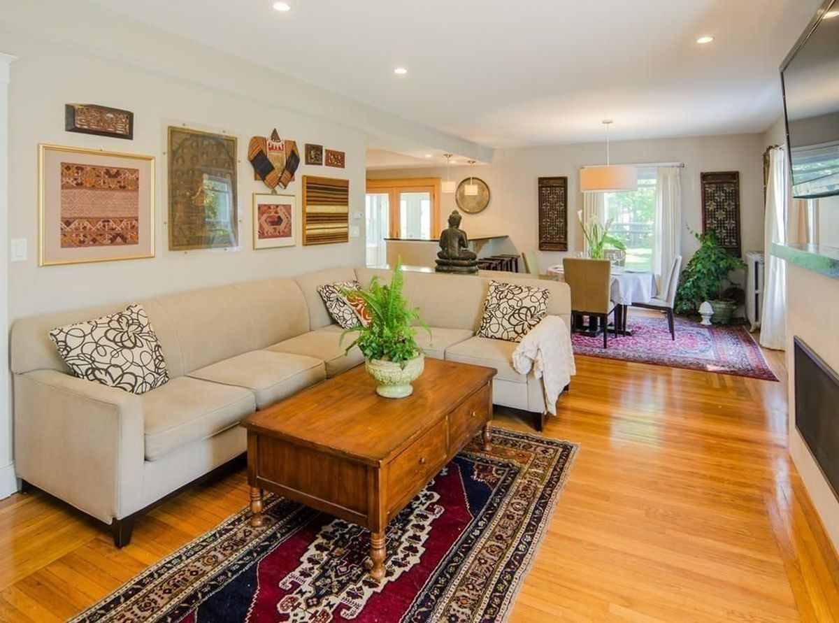 Dorchester colonial comes with outdoor shower, mayoral proximity [Curbed  Boston] ...