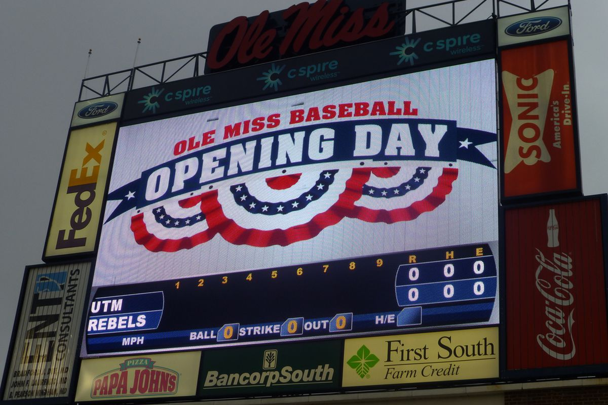 Opening Day at Swayze
