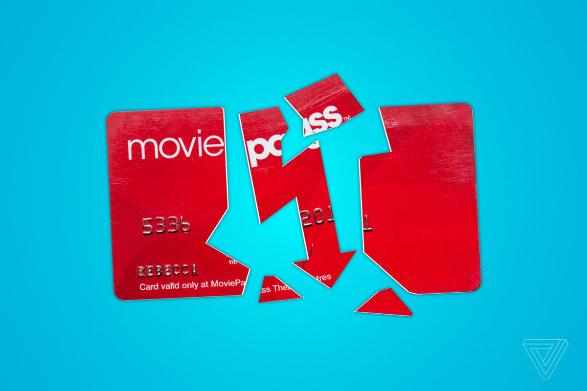 MoviePass reportedly changed account passwords to prevent users from