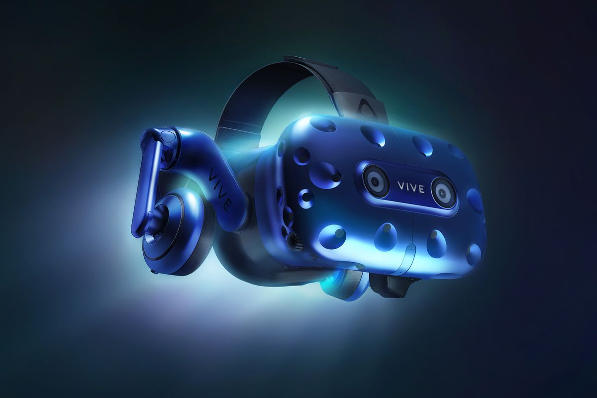 Htc Vive System Requirements >> The Vive Pro Is Now The Best And Most Expensive Virtual Reality