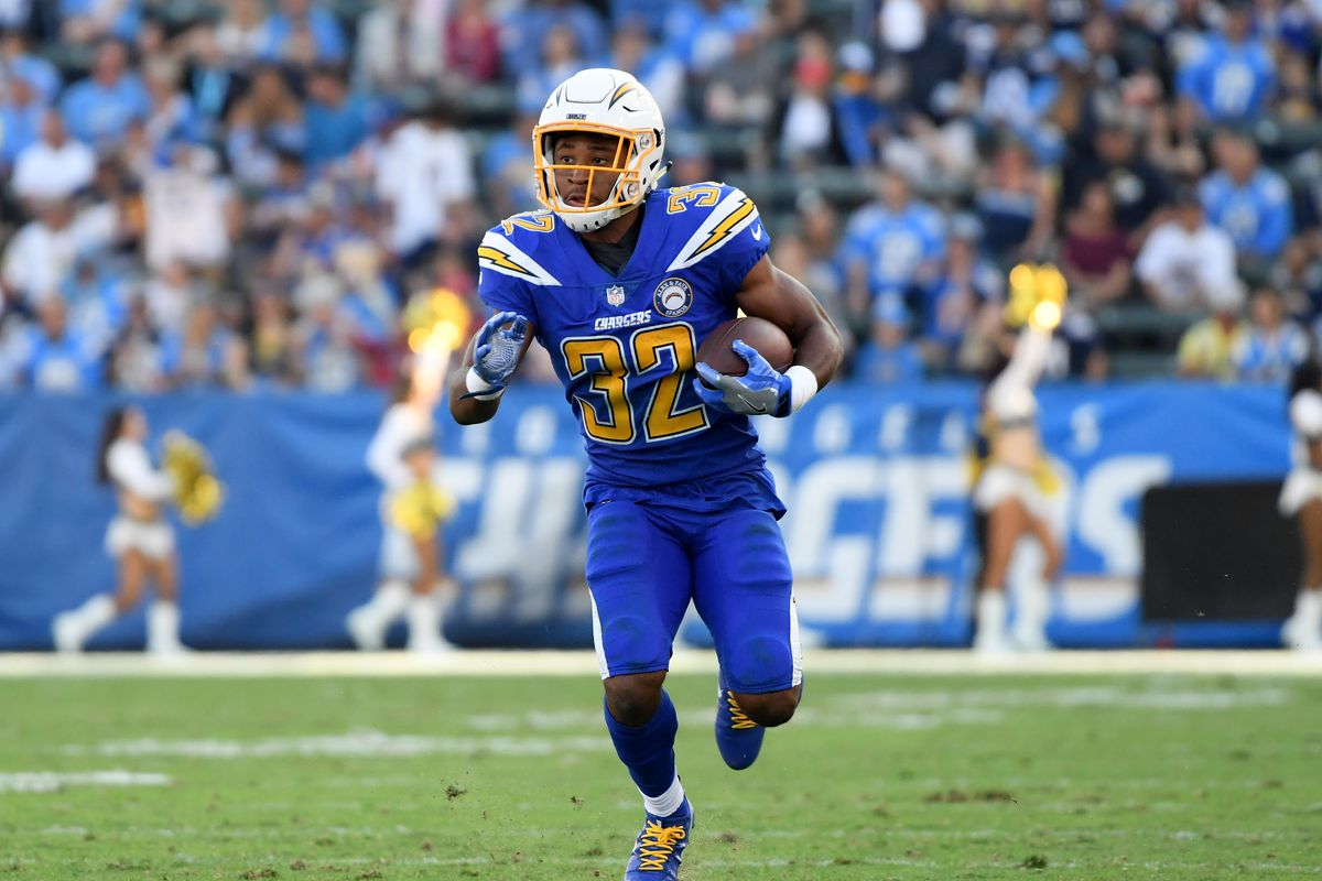 best sneakers d09fc f587a Los Angeles Chargers preseason schedule released - Bolts ...
