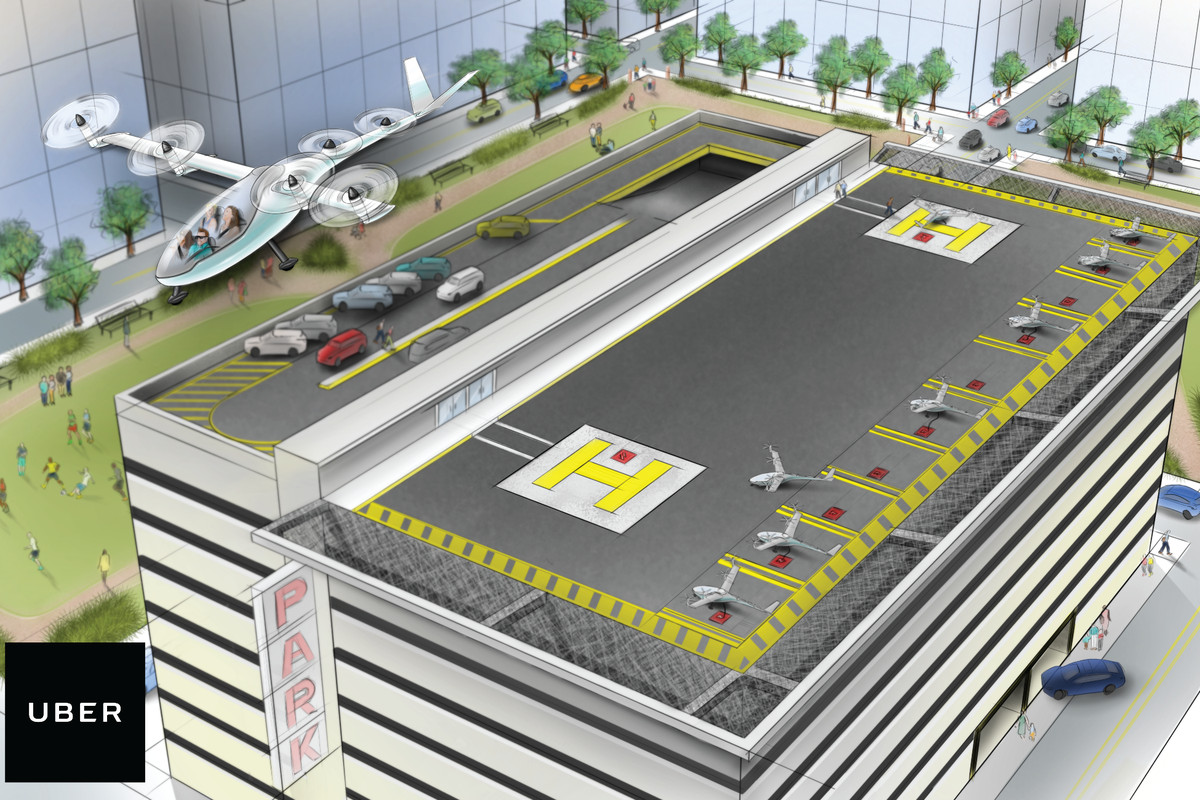 We\'re going to Uber\'s \'flying car\' event in Texas this week - The Verge