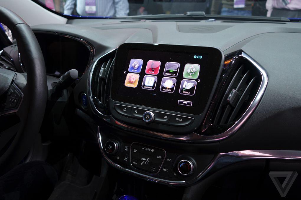 Chevrolet Volt at NAIAS