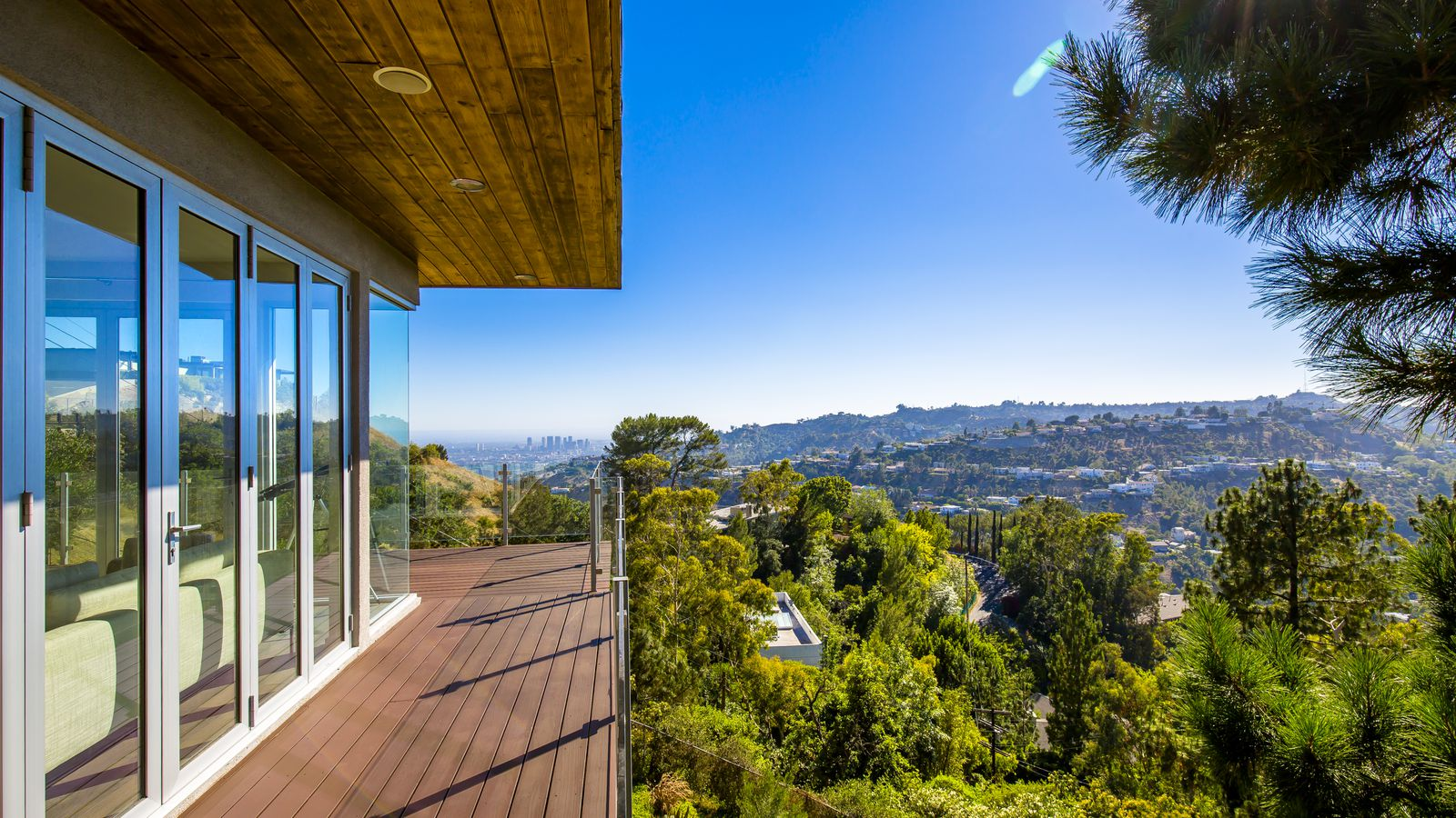 Revamped Hollywood Hills Modern With Killer Views Asks 2