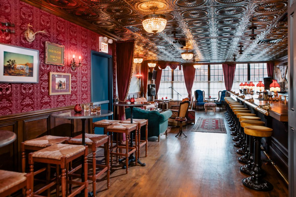 Second Use Seattle >> Travel To The Old West (Loop) Inside Grange Hall's New ...