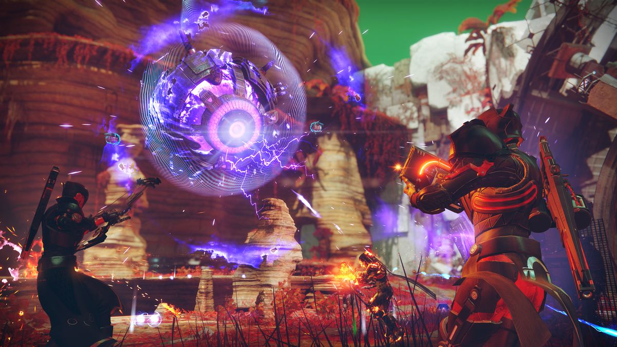 Fireteam is a huge service server in the & # 39; Champions of Black Armory 2 Sexual Behavior