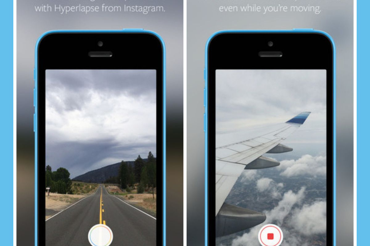 Instagram Unveils Hyperlapse, a Stand-Alone App for Time