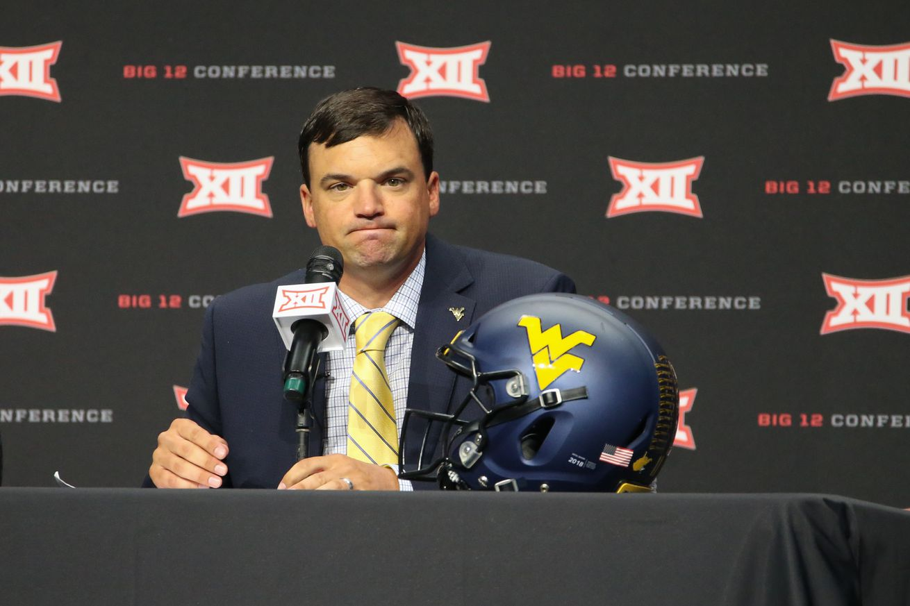 "Neal Brown Press Conference ""We're Gonna Need Our Fanbase Saturday"""