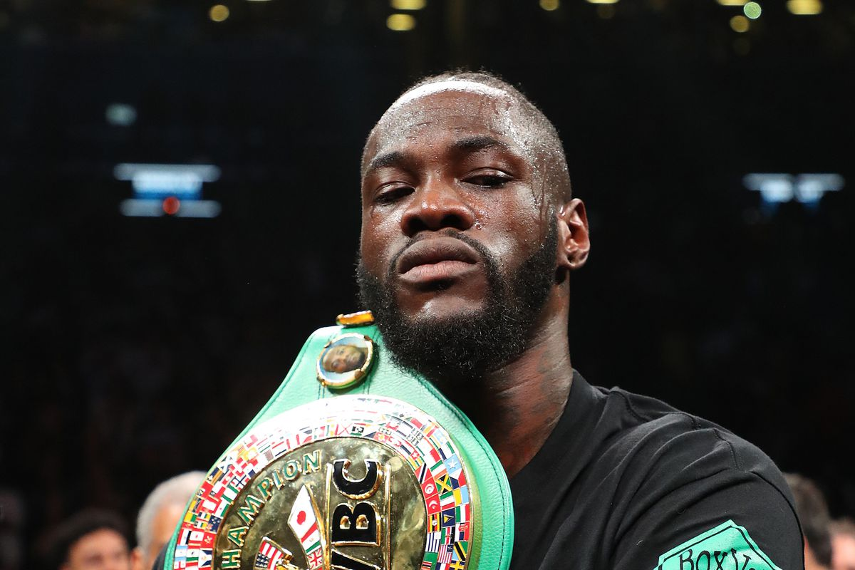 Boxing Pros React To Deontay Wilder S Knockout Of Dominic Breazeale