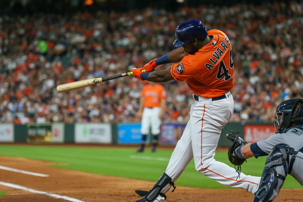 MLB: AUG 02 Mariners at Astros