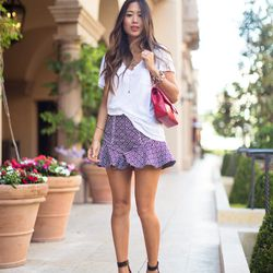 """Aimee of <a href=""""http://songofstyle.blogspot.com/"""">Song of Style</a> is wearing a <a href=""""http://threefloorfashion.com/index.php?page=shop.product_details&flypage=flypage_6A.tpl&product_id=1177&category_id=2&option=com_virtuemart&Itemid=4&vmcchk=1&Itemi"""