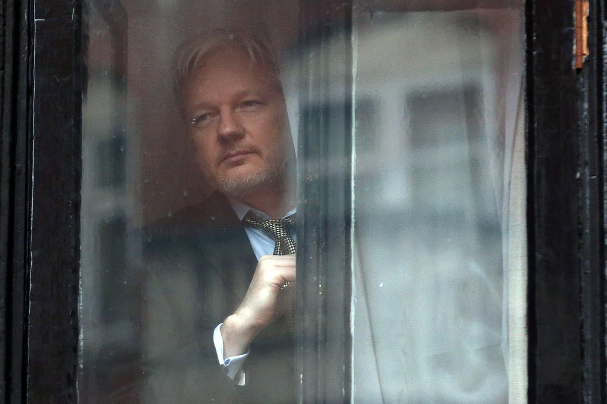 UN Panel Rules That Wikileaks Founder Is Arbitrarily Detained