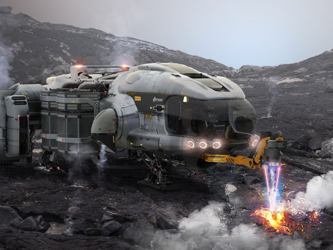 Star Citizen's 'Free Fly' event lets you test drive $9,000