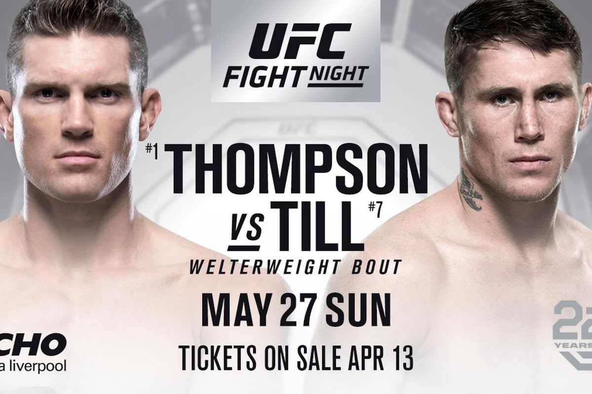 Image result for ufc fight night 130