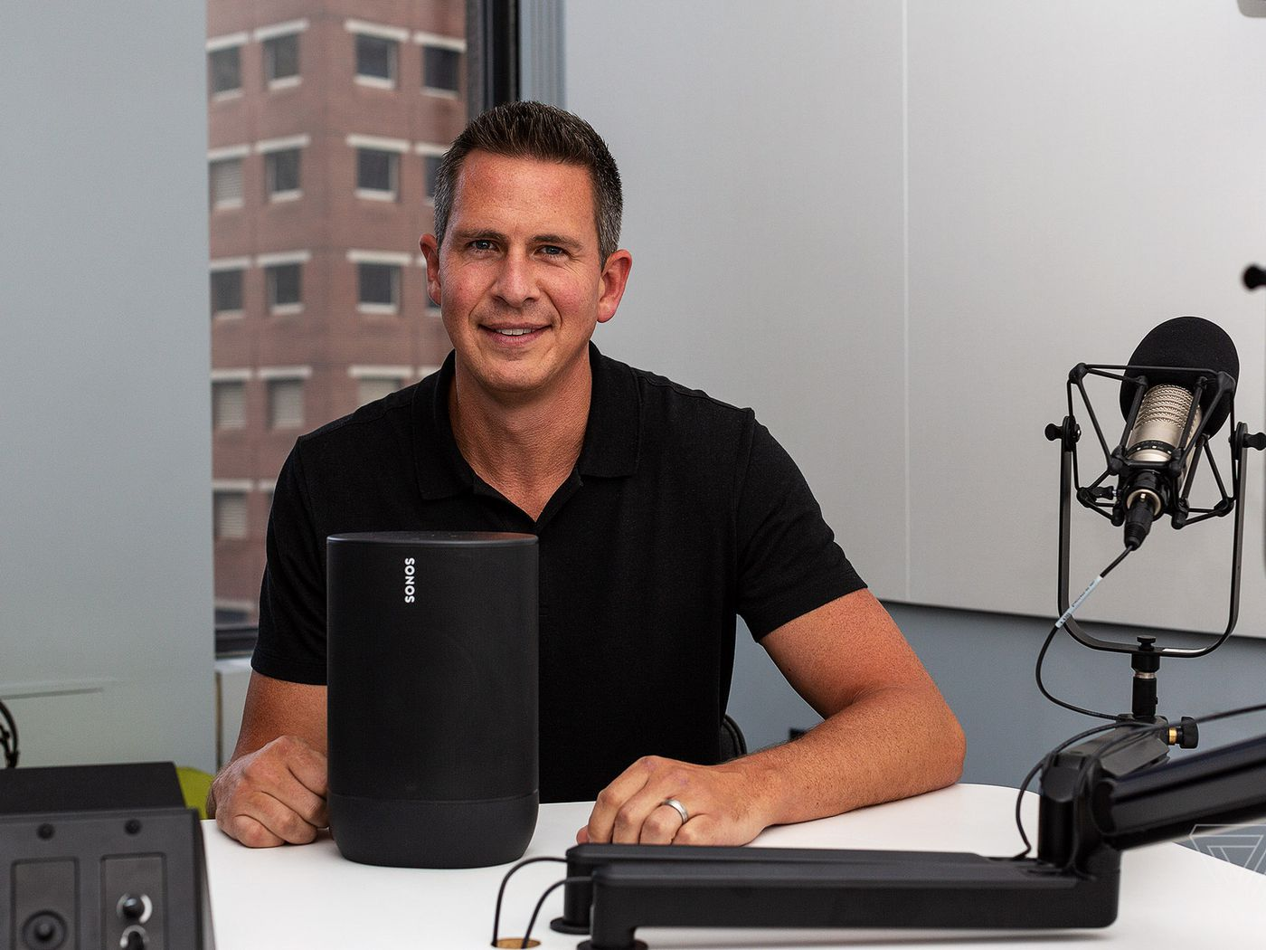 How CEO Patrick Spence brought Bluetooth to Sonos - The Verge