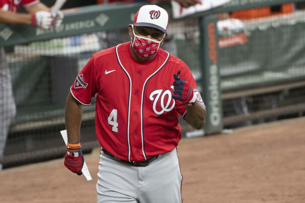 MLB: Exhibition-Washington Nationals at Baltimore Orioles