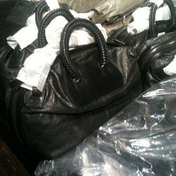 The Primal leather satchel