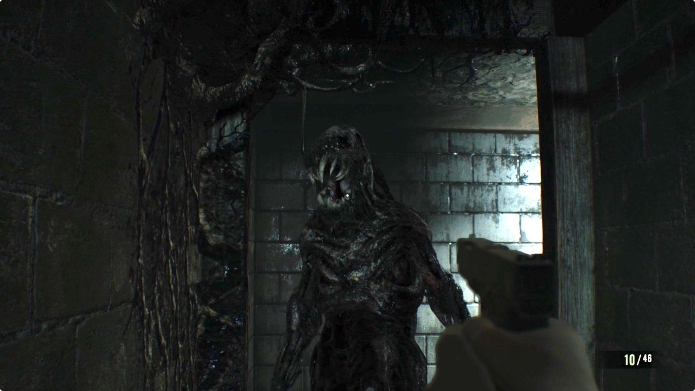 resident evil 7 monsters