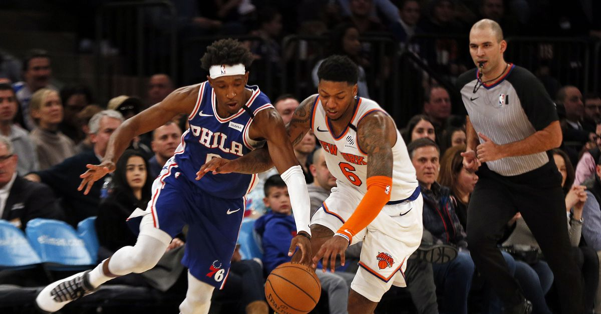 Game Thread: Knicks at 76ers- 02/27/20