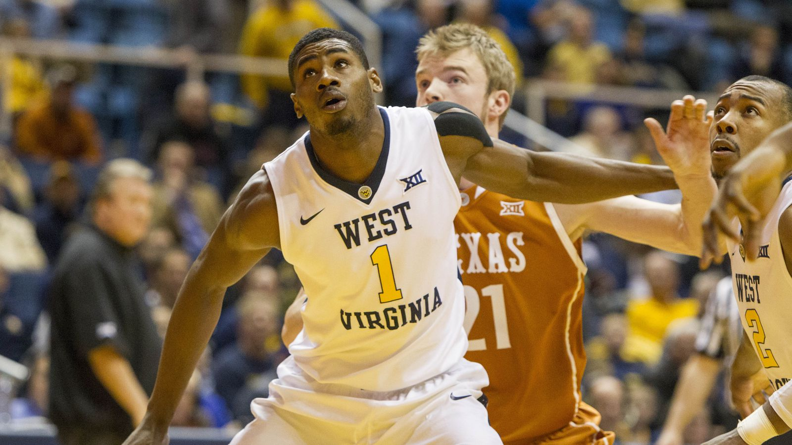 West Virginia Forward Jonathan Holton Suspended From WVU ...