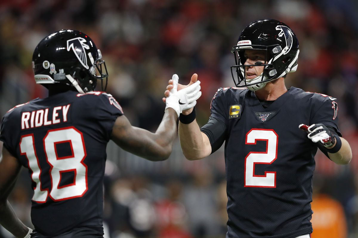 Nfl Dfs Best Lineup Strategy For Jets Vs Falcons Madden Simulation Showdown Draftkings Nation