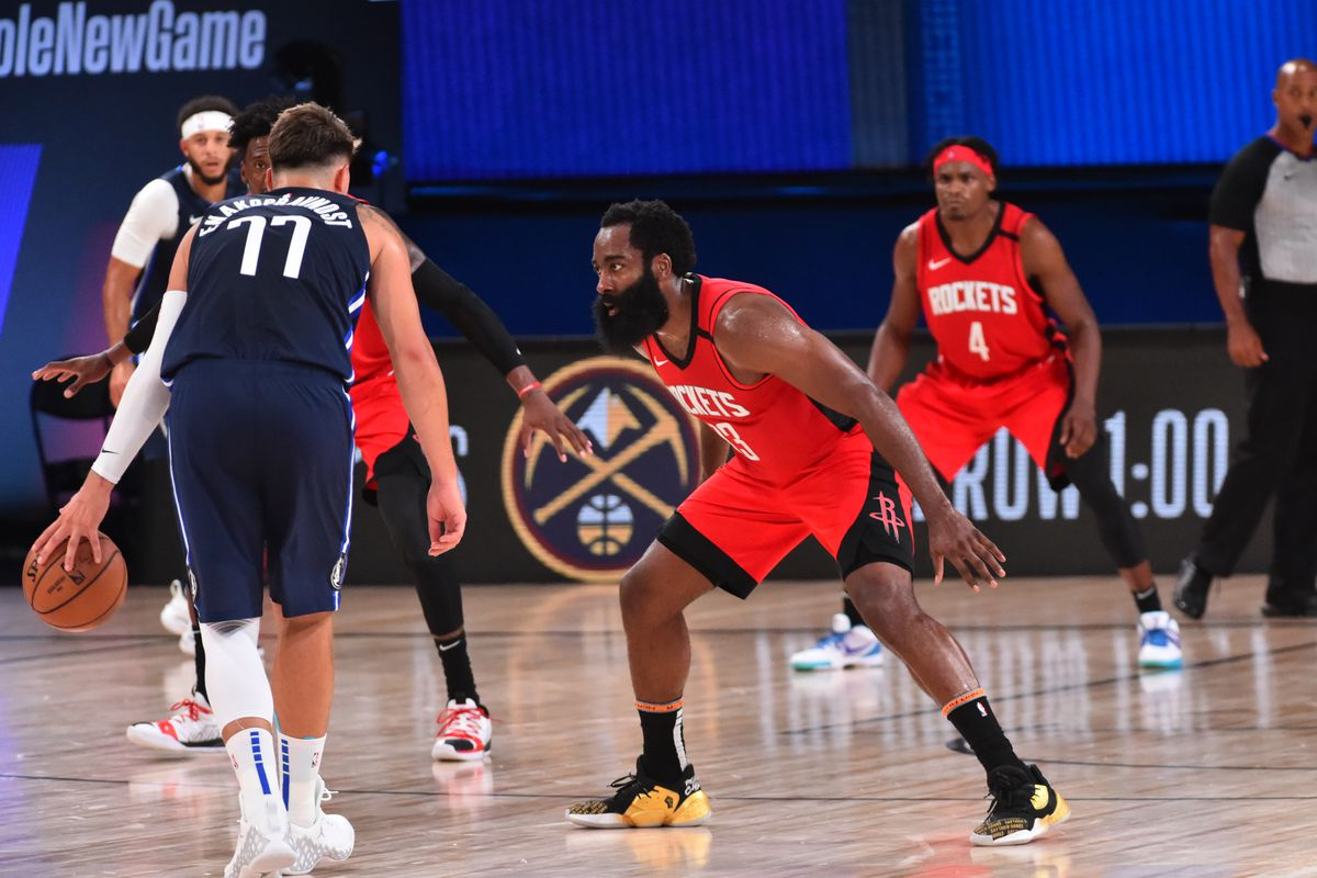 Houston Rockets v Dallas Mavericks