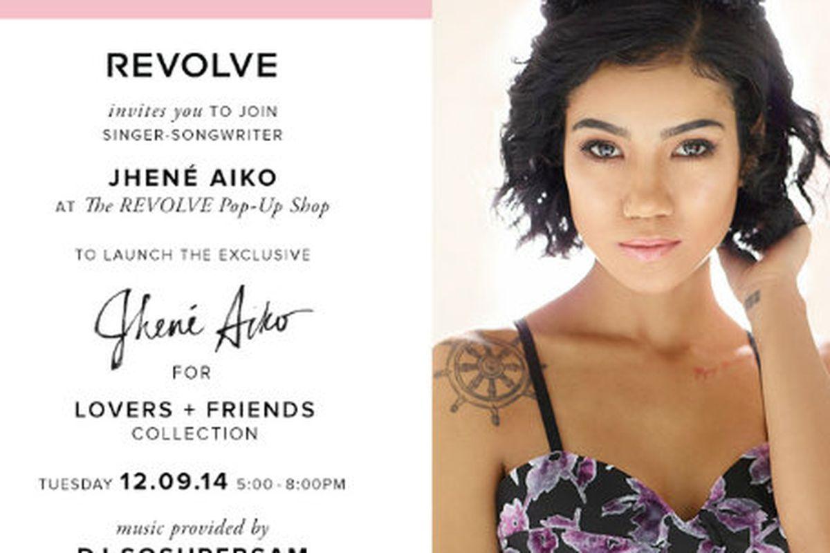 Flyer: Revolve Clothing
