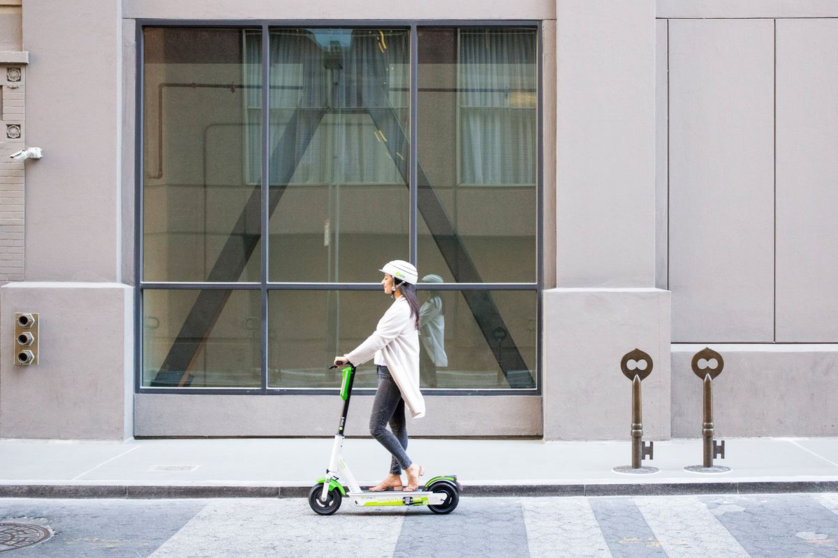 Lime removes some Segway Ninebot scooters from fleet amid
