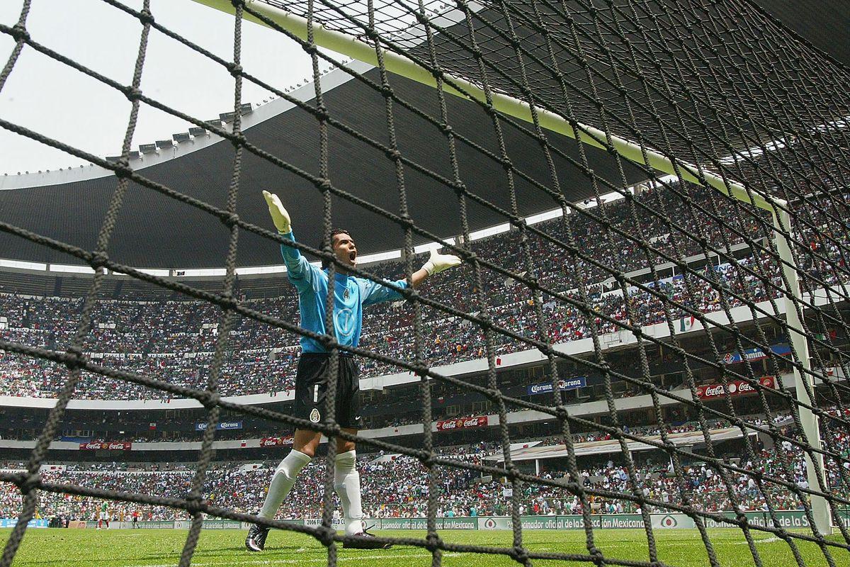 WCQ 2006 Mexico v USA