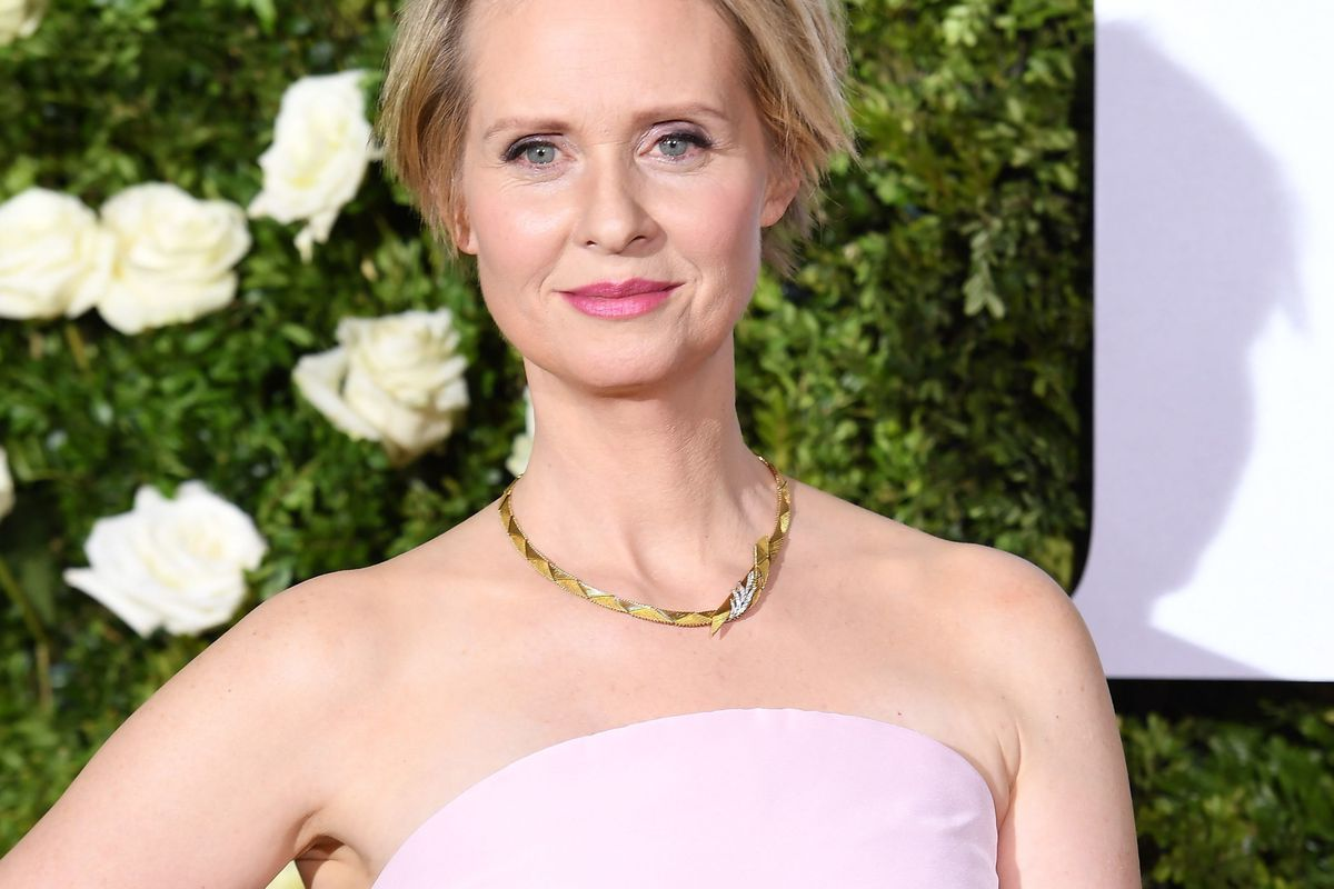 Cynthia Nixon on Monday announced her long-anticipated run for New York governor.