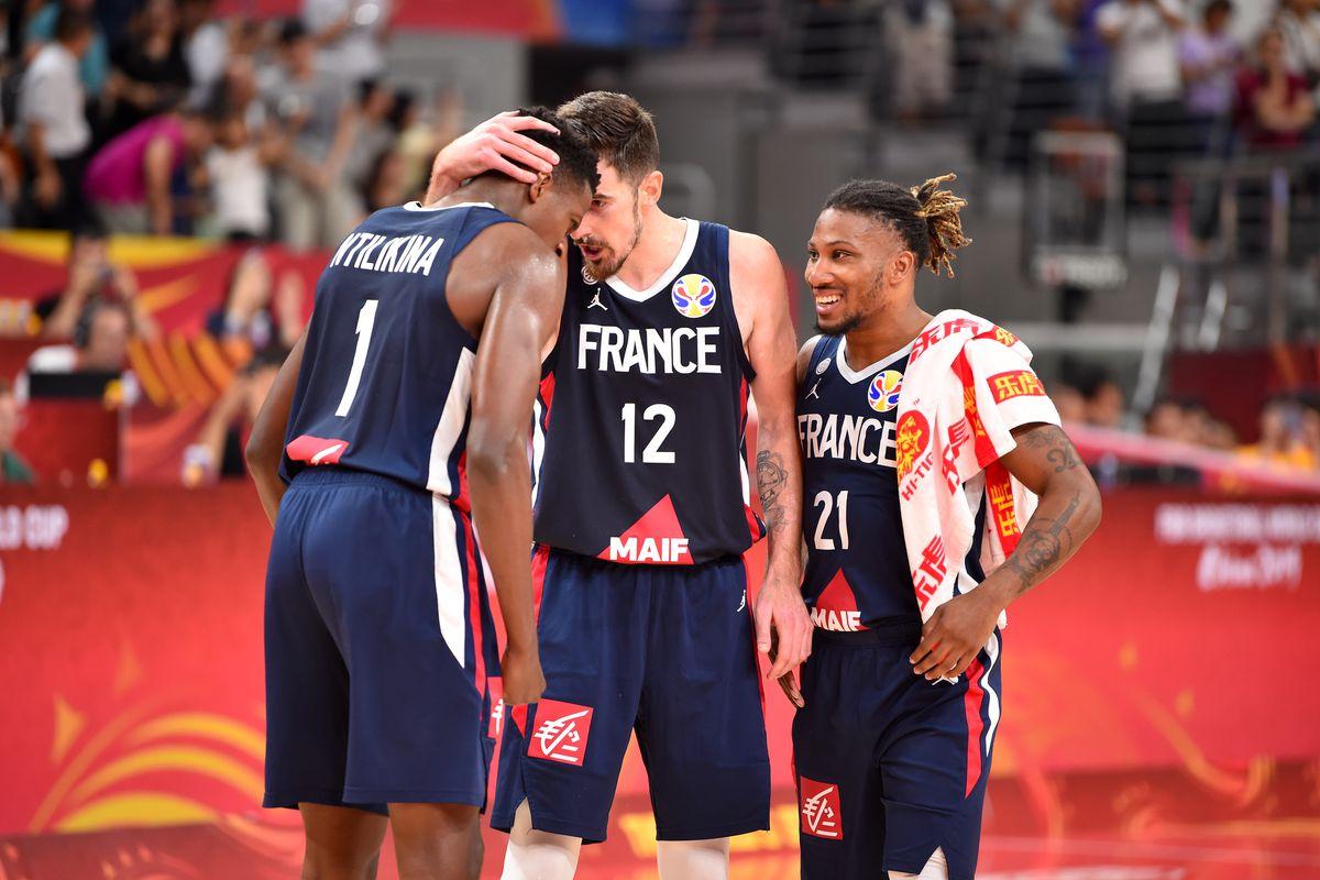 Game Thread: France vs Argentina — 9/13/2019, 8:00 AM