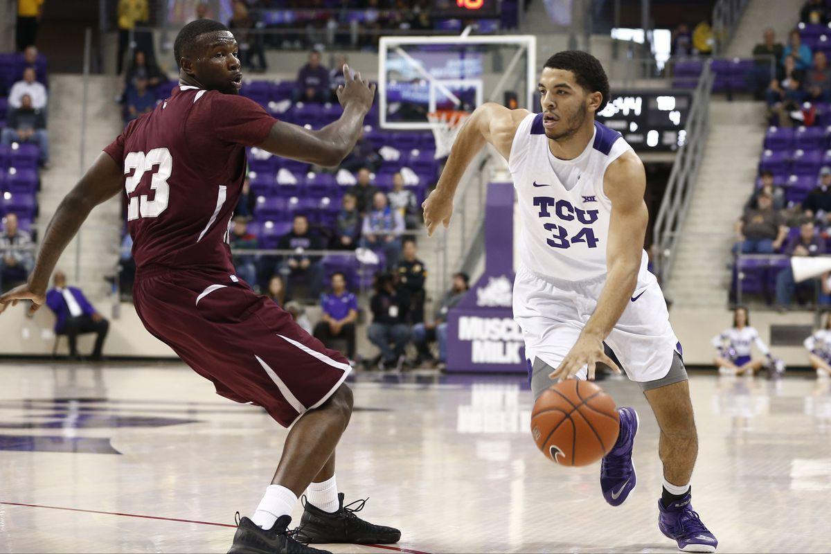 NCAA Basketball: Texas Southern at Texas Christian