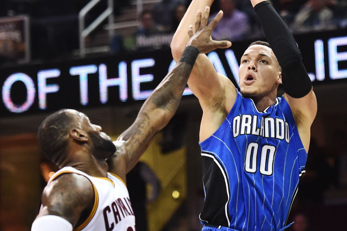 e02490d30f6f Aaron Gordon s contract and how LeBron James may have saved the Magic money