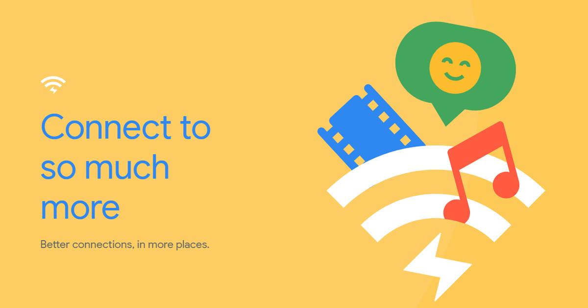 Google winds down free Station Wi-Fi program