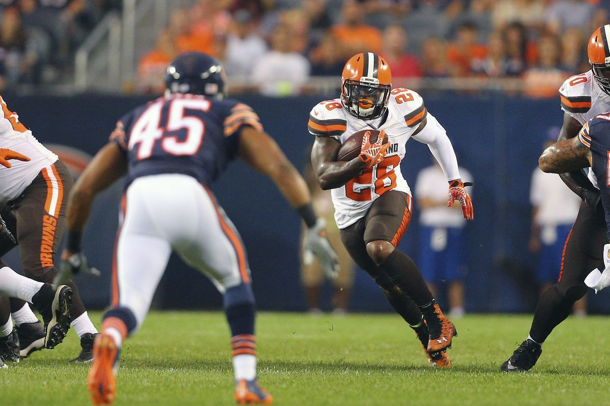 NFL: Preseason-Cleveland Browns at Chicago Bears
