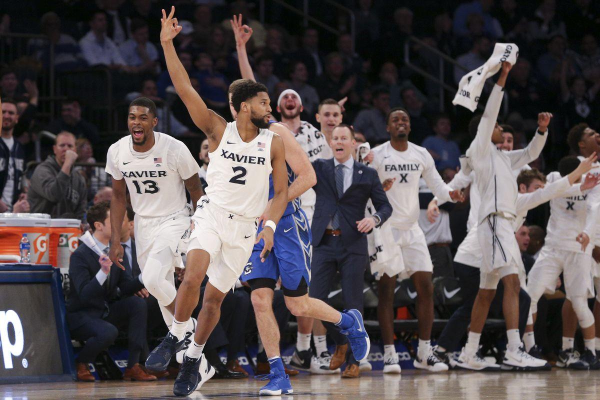 NCAA Basketball: Big East Tournament-Xavier vs Creighton