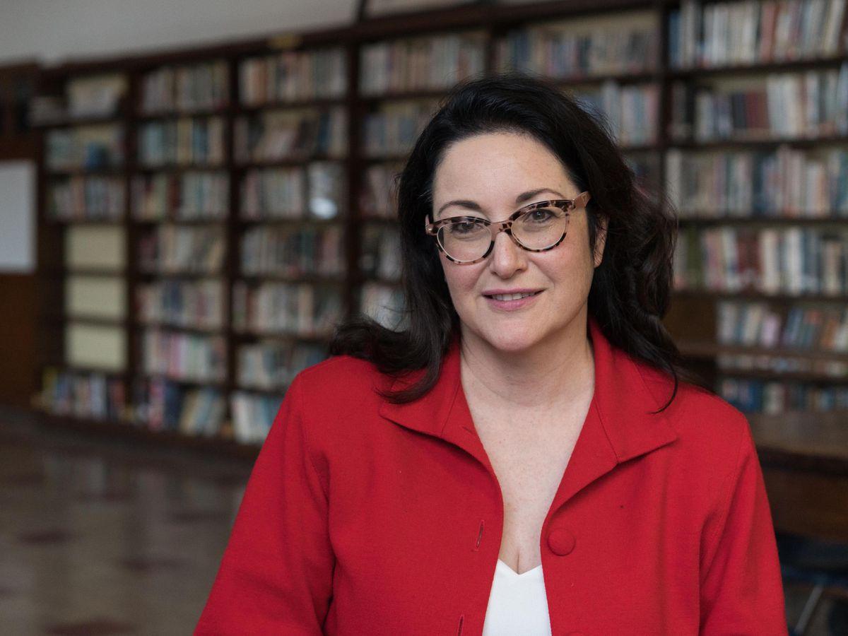 Katherine Rush, executive director of the PEAK program. | Max Herman/For the Sun-Times