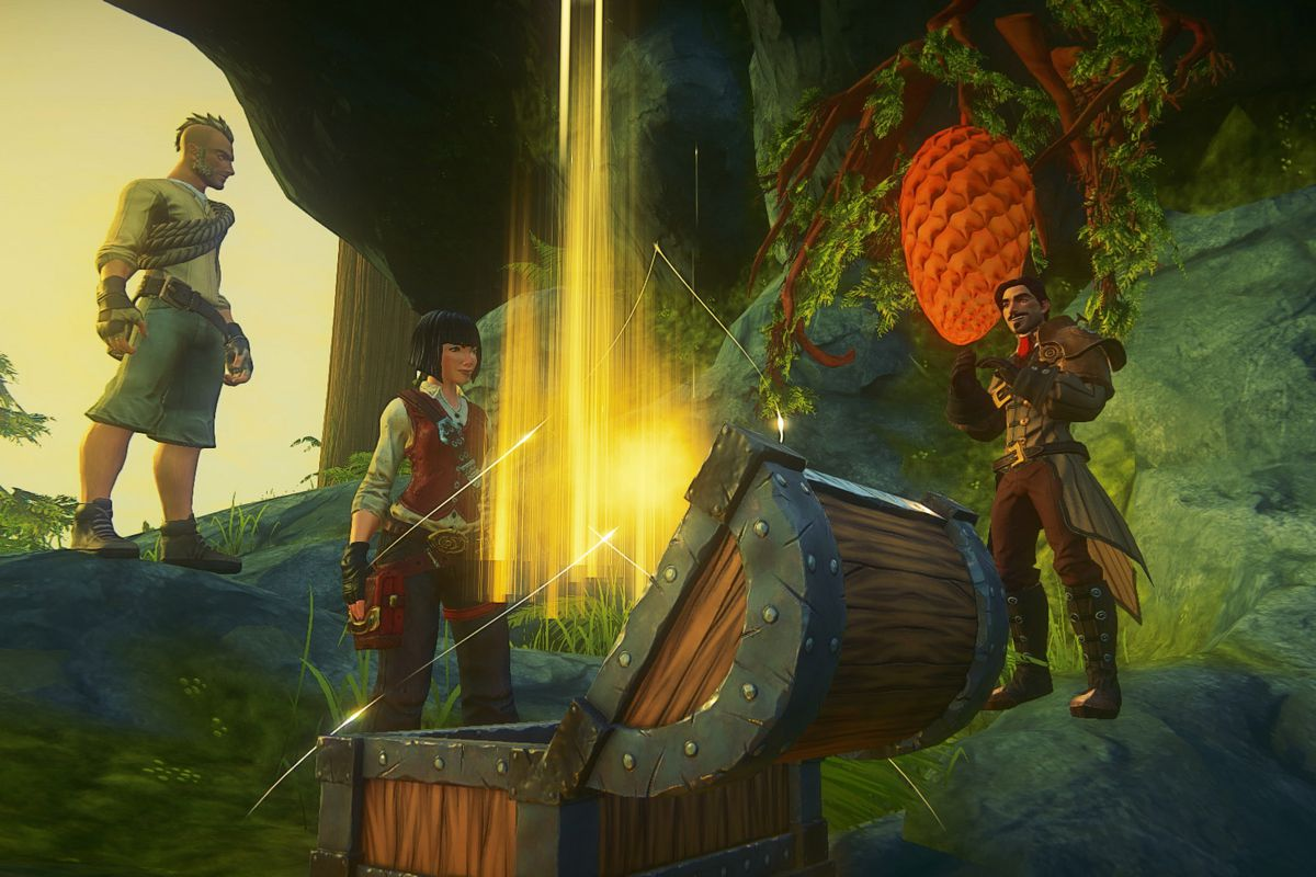 landmark the everquest next spinoff mmo is shutting down polygon