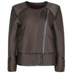 "<b>Sandro</b> Vanite Quilted Jacket, <a href=""http://us.sandro-paris.com/women-1/jackets-coats/vanite.html"">$425</a>"