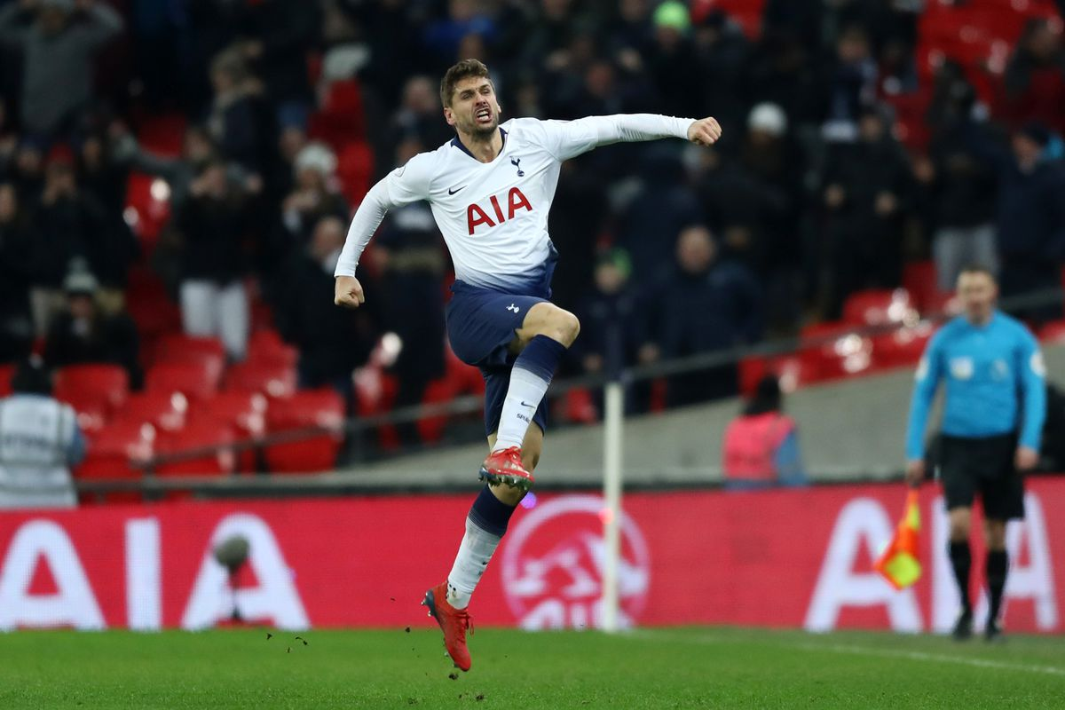 Image result for fernando llorente vs watford