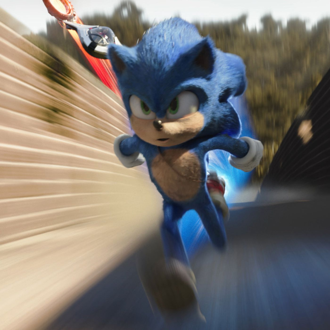 Sonic The Hedgehog Review A Fast And Furry Crowd Pleaser Chicago Sun Times