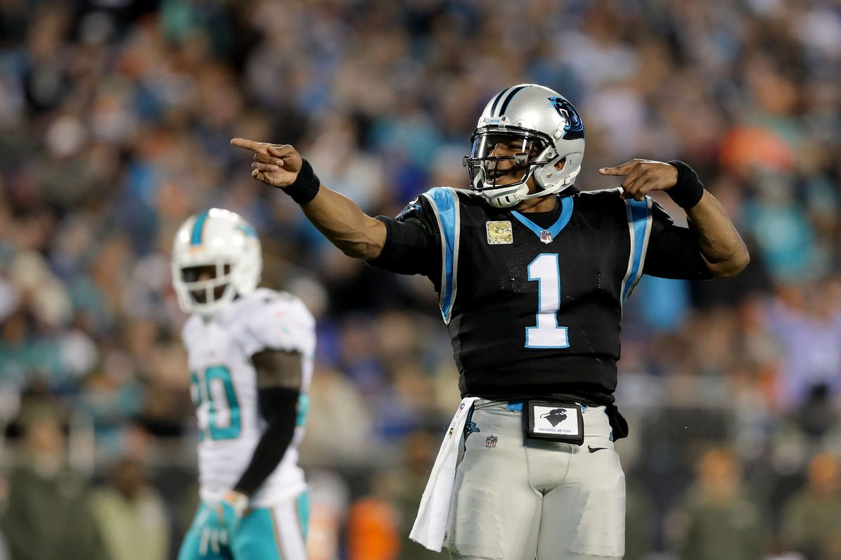 1d8e8e54 Dolphins at Panthers final score and immediate reactions to Monday Night  Football