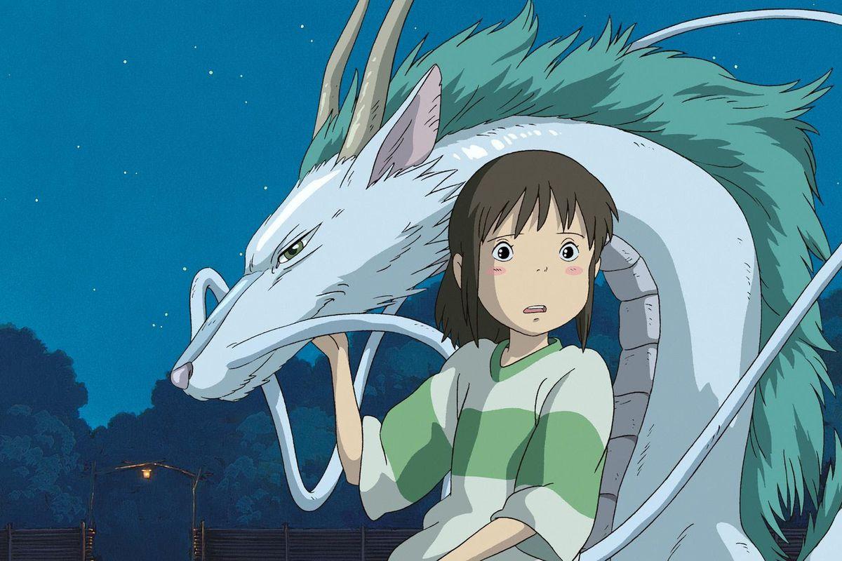 Hulu Anime List 2020.Miyazaki And Studio Ghibli Films Will Stream Exclusively On
