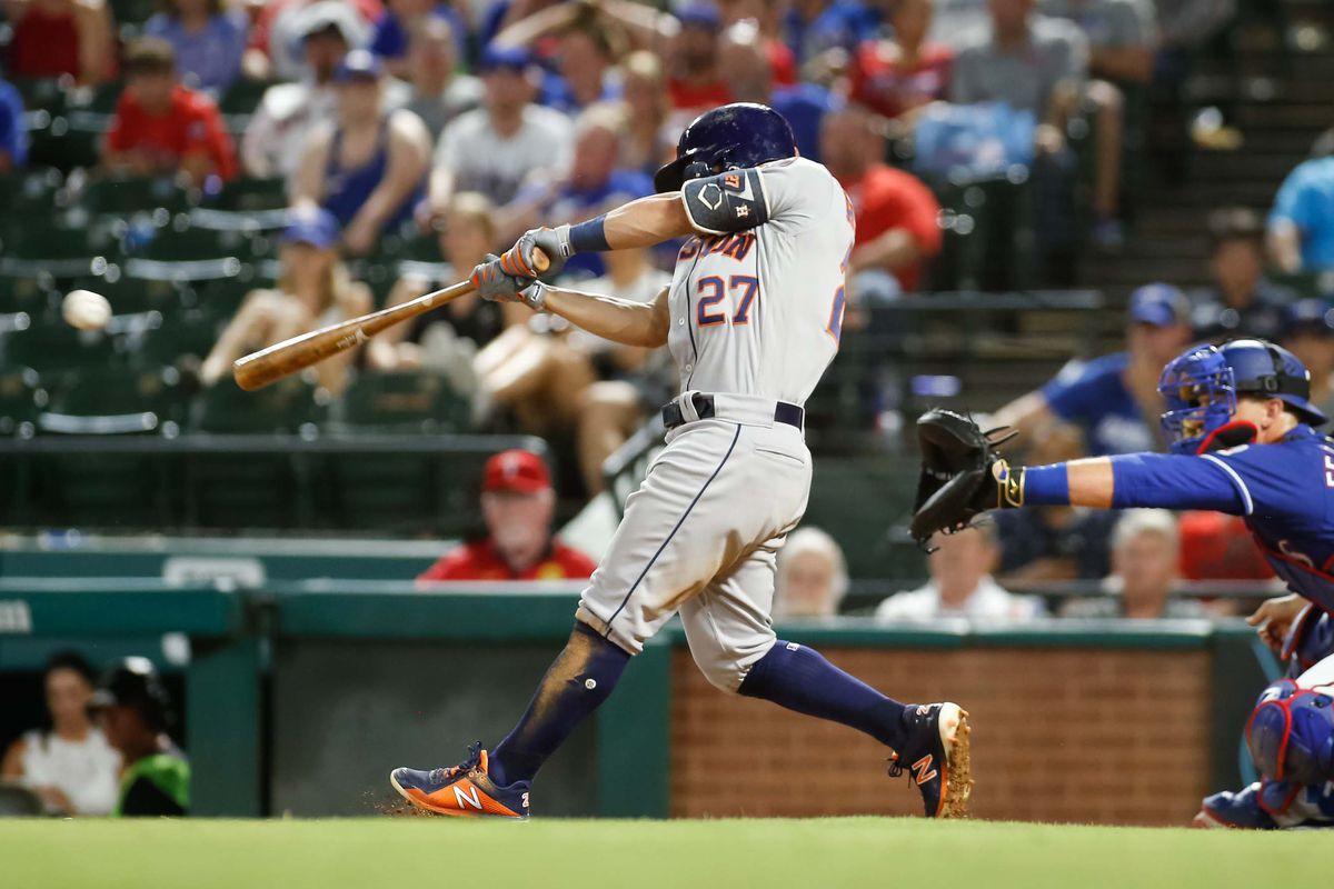 MLB: Houston Astros at Texas Rangers