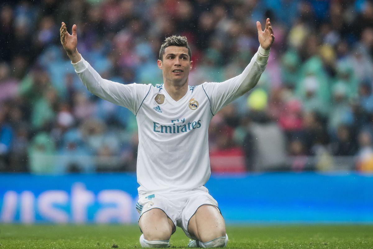 La Liga 2017-18 - Real Madrid vs Villarreal CF