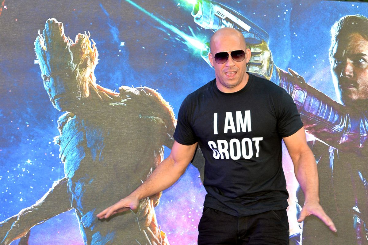 We. Are. Groot.