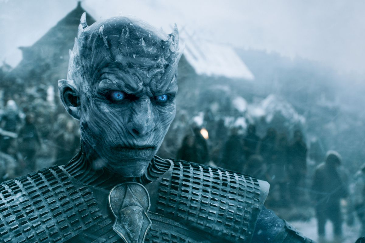 All hail the Night's King!