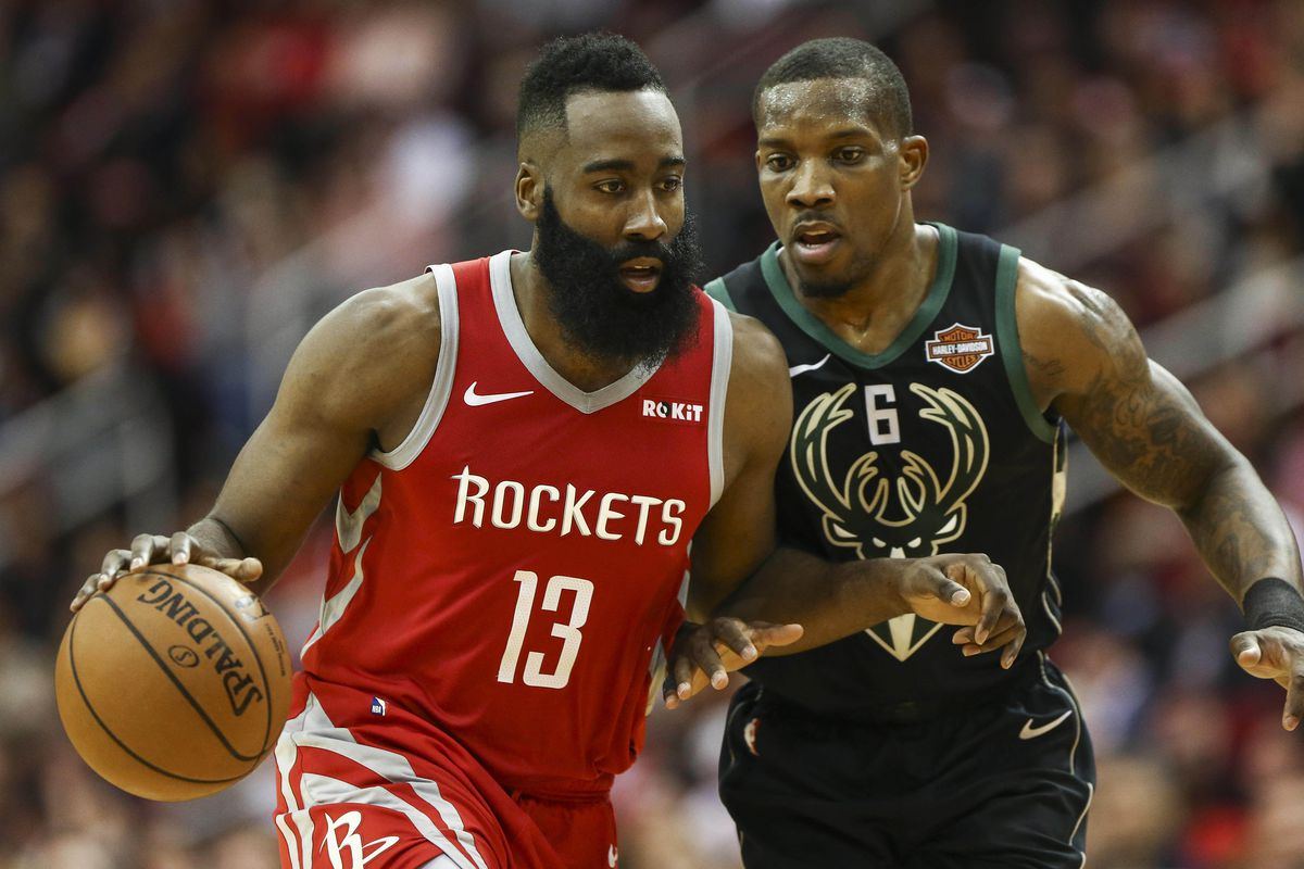 9a15de31ed2b The Bucks  counterintuitive defensive strategy against James Harden