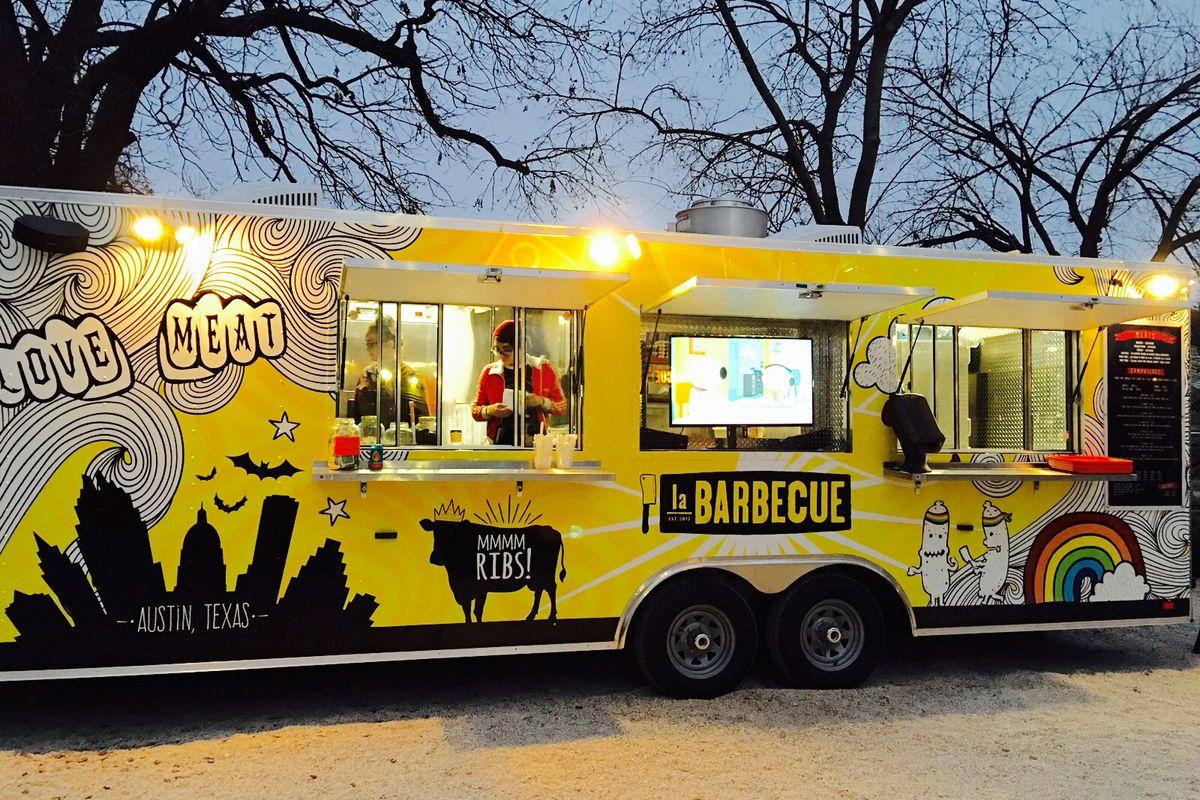 La Barbecue's new trailer