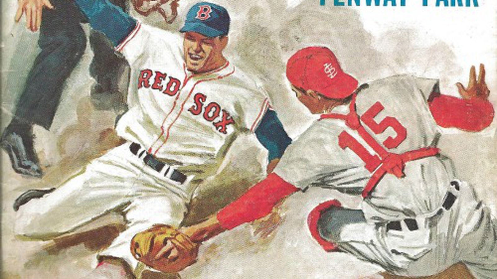 The 10 greatest World Series program covers